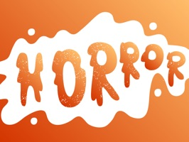 Happy Halloween Horror Sticker