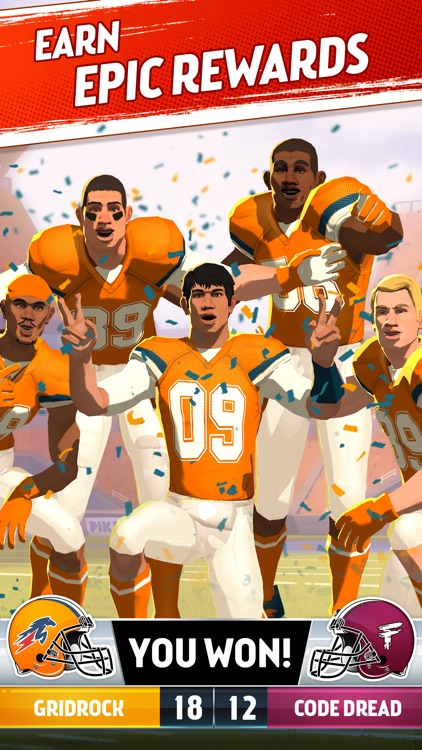 Rival Stars College Football screenshot-4