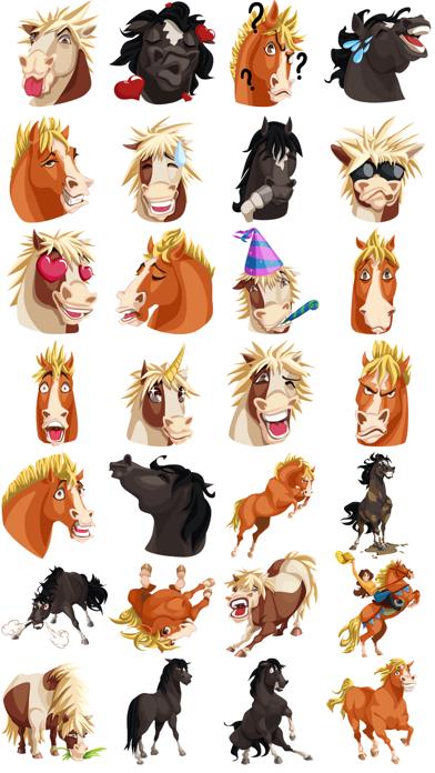 download HorseMoji+ apps 0
