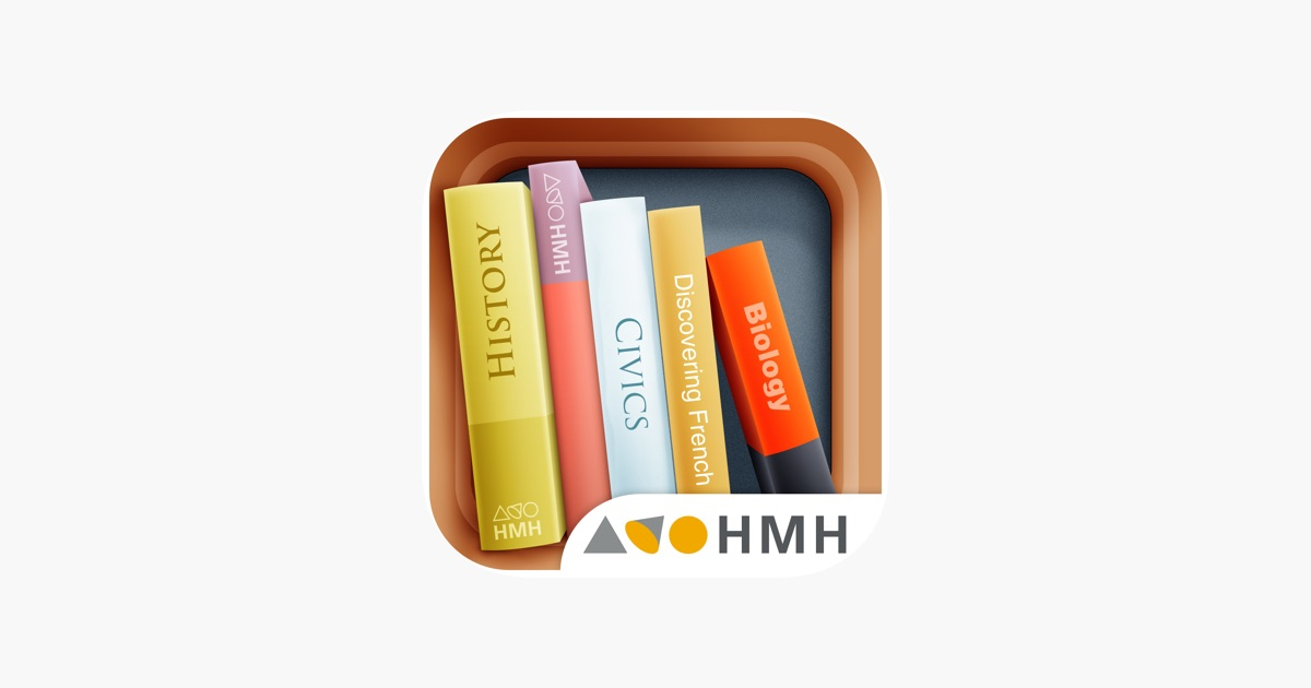 Hmh etextbooks on the app store fandeluxe Images