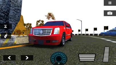 Offroad jeep hill driving sim screenshot one