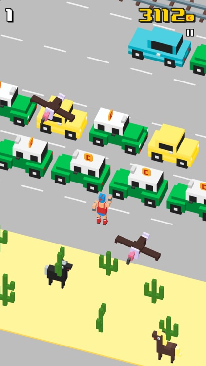 Taxi Surfer screenshot-3
