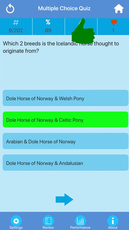 Horse Breeds Quizzes screenshot-2