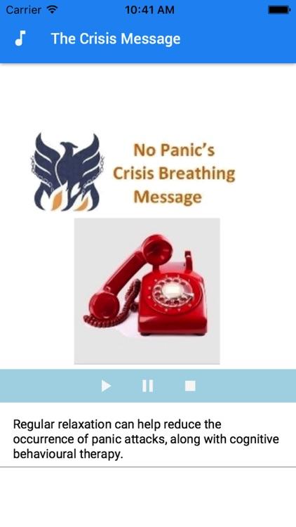 No Panic's Self Helper screenshot-3