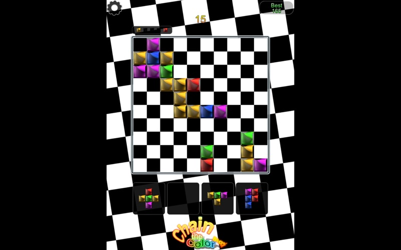 Chain the Color Block screenshot 1