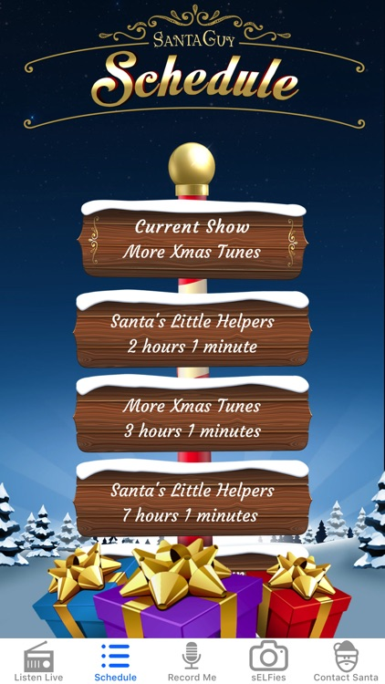 Santa Radio screenshot-4