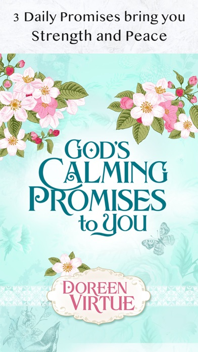 God's Calming Promises To You screenshot 1