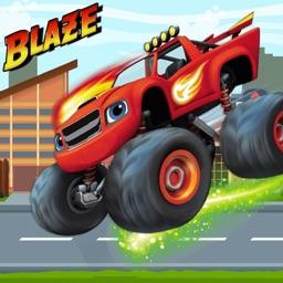 Blaze and the monster trucks