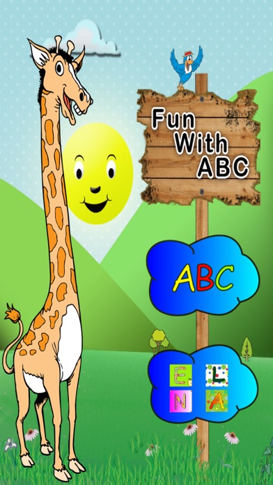 Learn ABC Alphabets Fun screenshot one