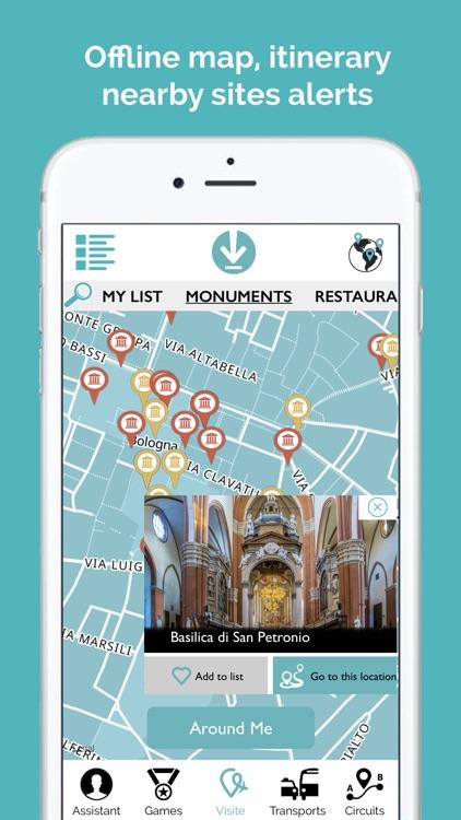 Monument Tracker World Guidea screenshot-4