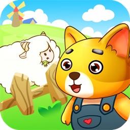 儿童宝贝动物农场游戏