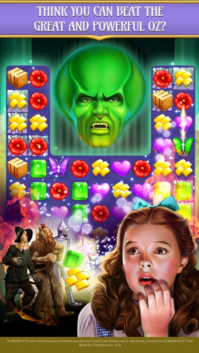 download The Wizard of Oz Magic Match 3