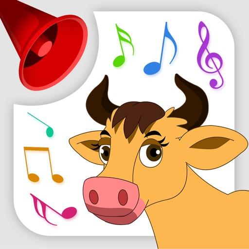 Cute Farm Animals - HD