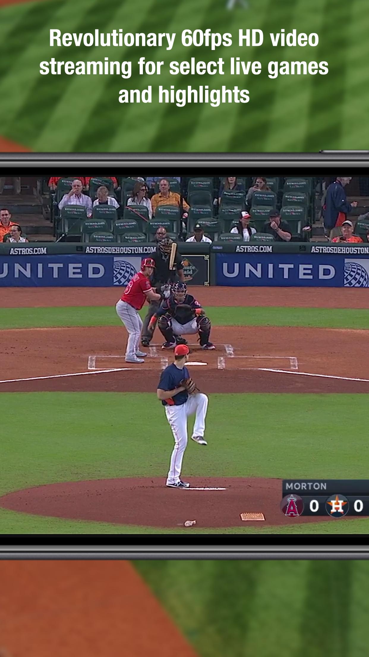 MLB At Bat Screenshot