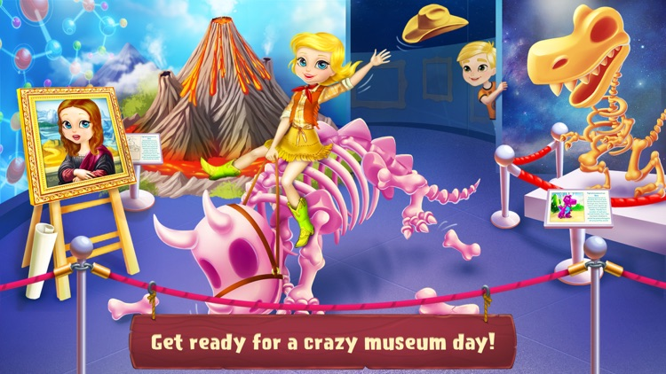 Crazy Museum Day