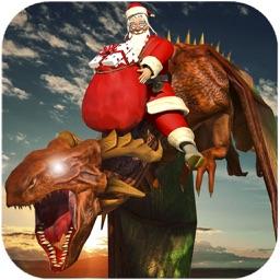 Flying Dragon Santa Clash