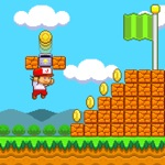 Super Jim Jump:  Classic Platform Game