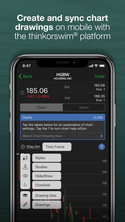 thinkorswim Mobile screenshot-4