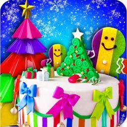 Trendy Rainbow Christmas Party