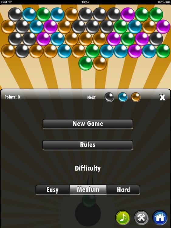 Bubbles HD! screenshot-4