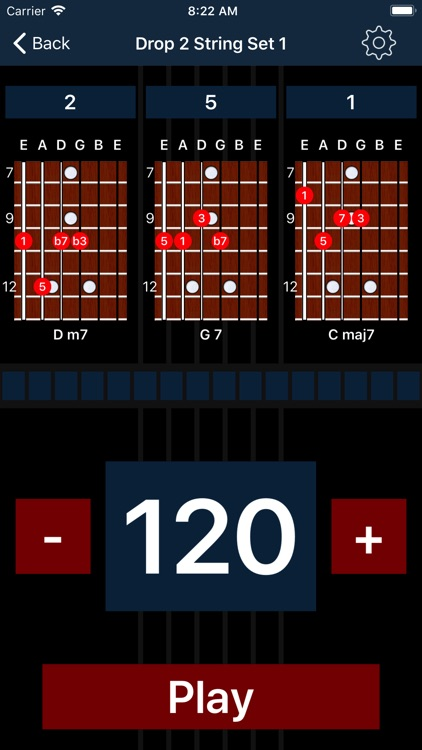 Matt Warnock Guitar 251 Chords