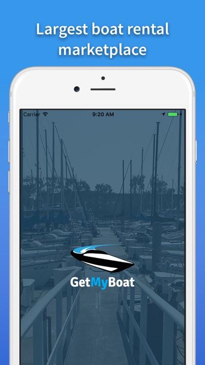 GetMyBoat - Boat Rental & Yacht Charter