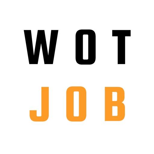 WotJob application logo