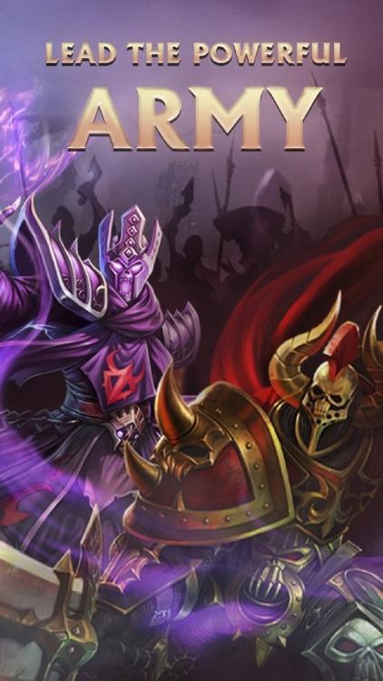 Heroes of Eternity - battle screenshot-4