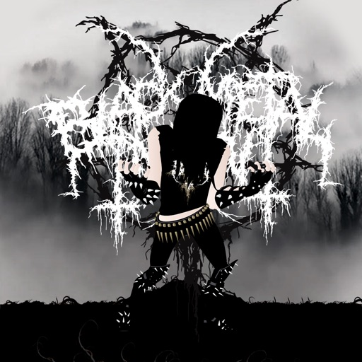 Black Metal Man