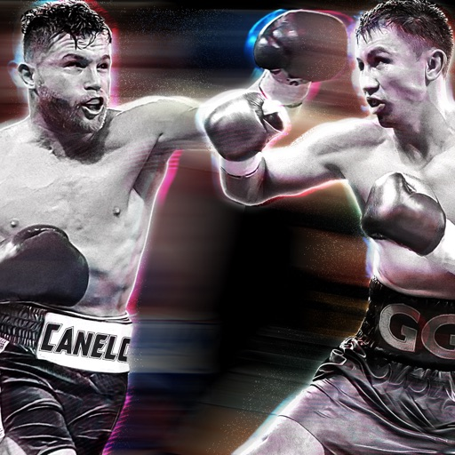 Canelo VS GGG 2 Stickers