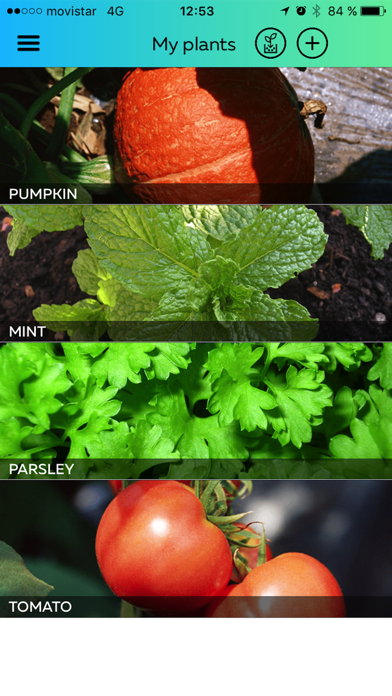 Urban Farming Assistant Start screenshot two