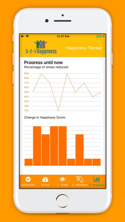 3-2-1 Happiness Tracker screenshot-4