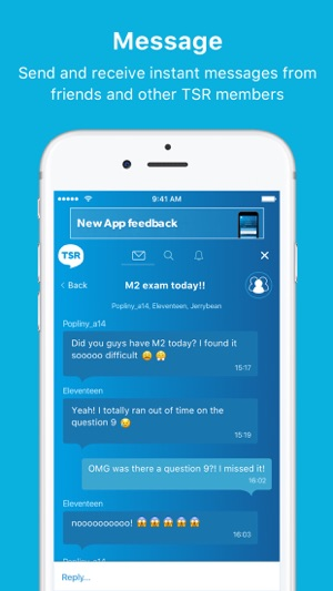 Student Help Chat Room Education