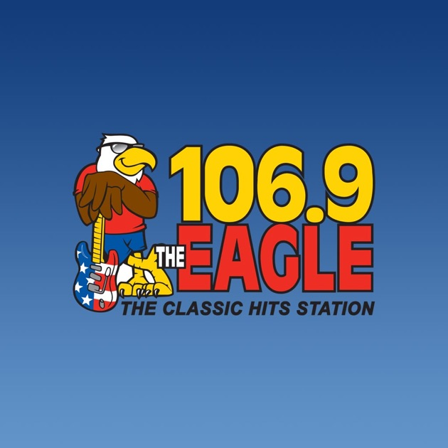 106.9 The Eagle on the...