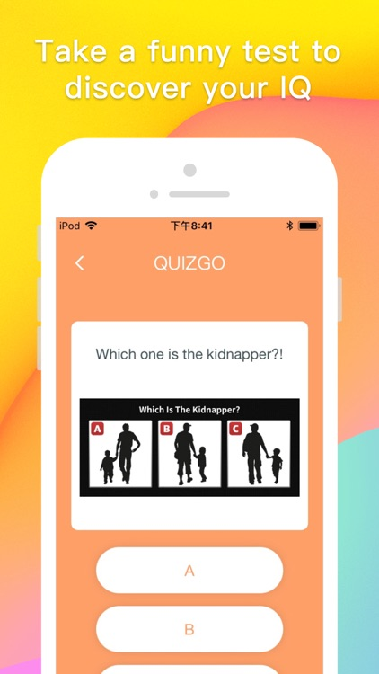 QuizGo-LogicTest screenshot-2