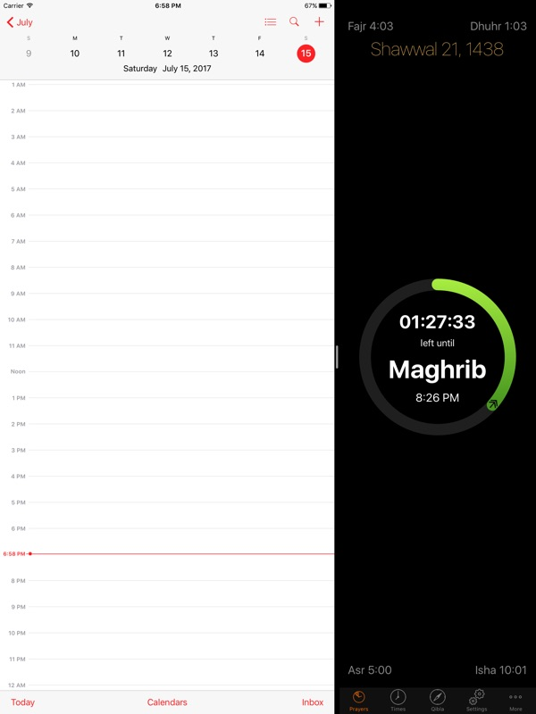 Pray Watch Provides The Islamic Prayer Times In An Elegant Modern Interface It Displays On A Single Screen With All Prayer Times Right In Front Of You On