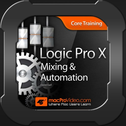 Course for Mixing in Logic Pro iOS App