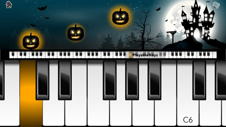 Halloween Piano! screenshot-0