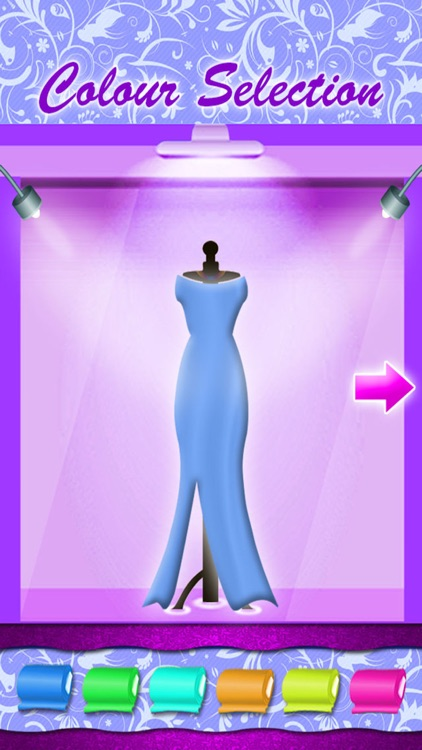 Princess Tailor Dress Design