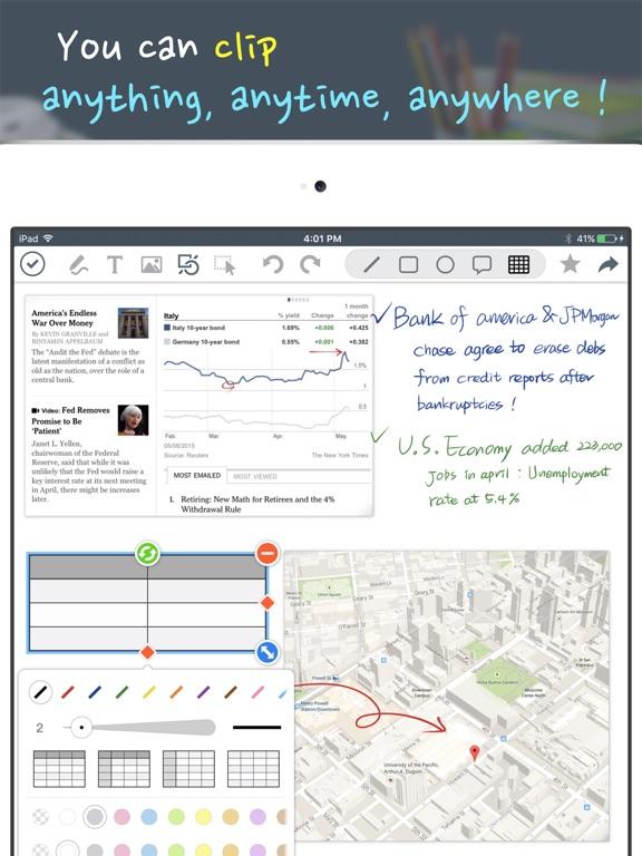 UPAD for iCloud Screenshots