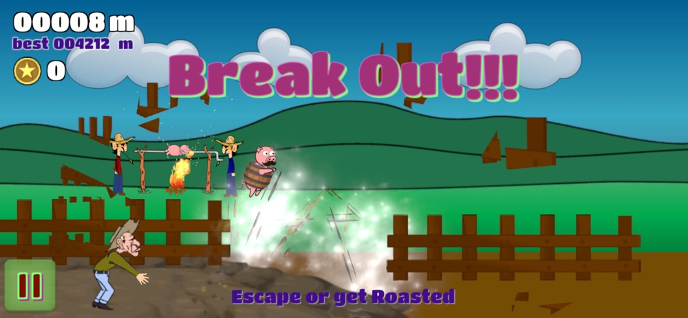 Pork Roast – Pig Escape Run Cheat Codes