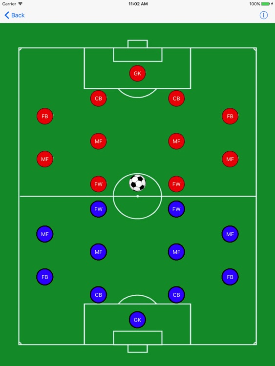 Soccer Formation
