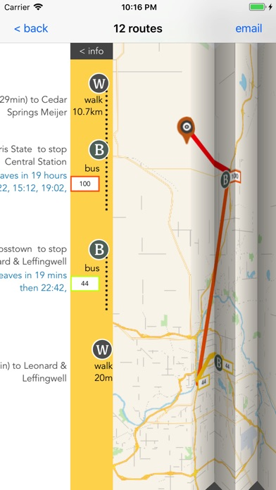 Grand Rapids Transport Guide screenshot 4