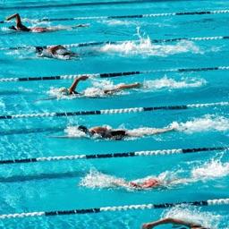Swimming Coachs Clipboard iPad
