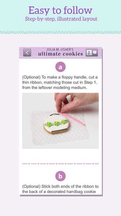 Julia M.Usher's Ultimate cookies Screenshot