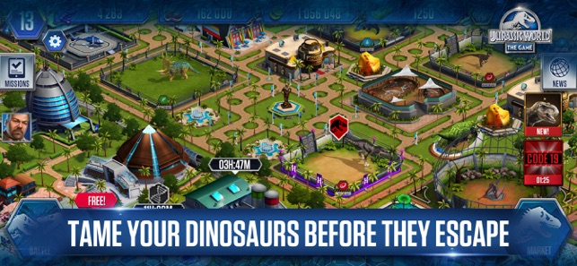 jurassic park 2 game free download