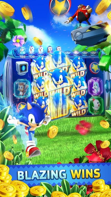 SEGA Slots: Vegas Casino 777 screenshot-0