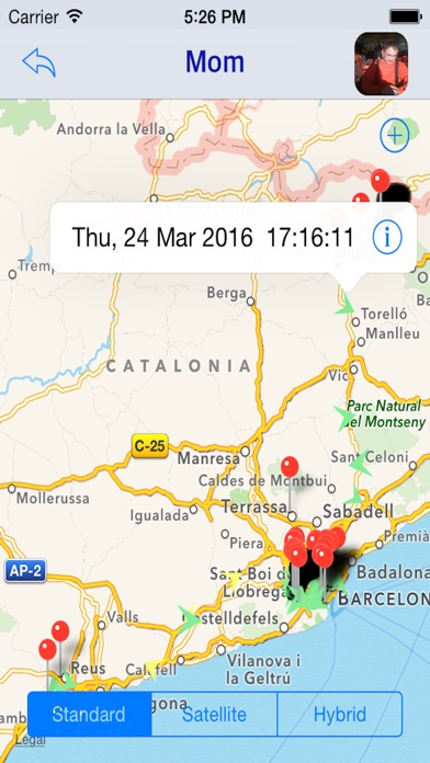 Screenshot for GPS Phone Tracker Find Friends in United States App Store