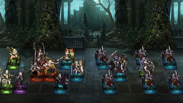 턴제 RPG – 브라운더스트 screenshot-7