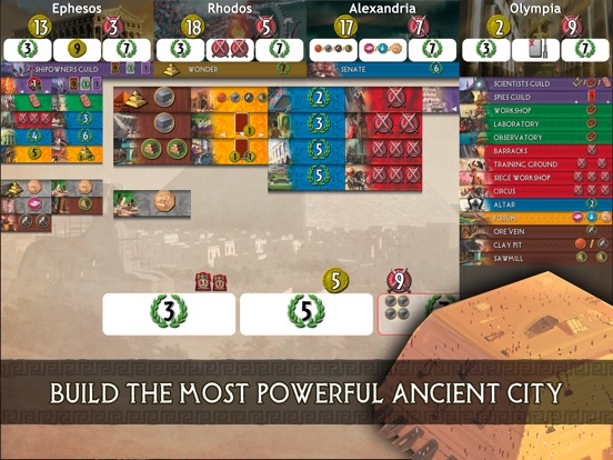 7 Wonders screenshot 8